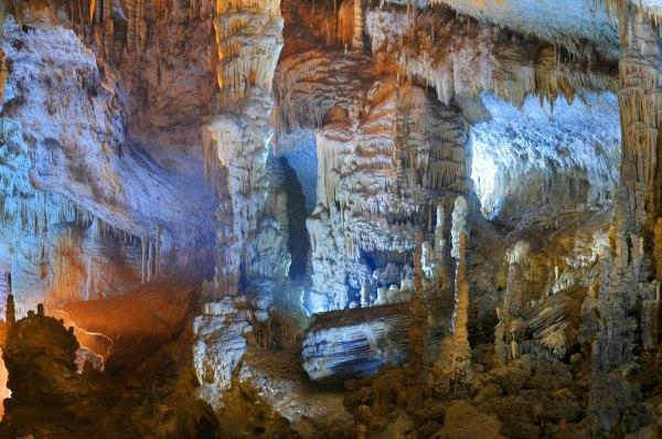 (Lebanon) - A full day tour to the Jeita Grotto 3