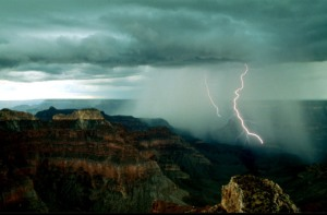 twin-bolts-of-lightning-grand-canyon-arizona